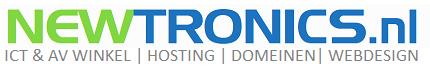 NEWTRONICS.nl - ICT & AV webwinkel - Oldehove (Groningen) logo