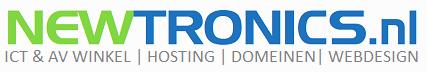 NEWTRONICS.nl - ICT & AV webwinkel - Webhosting - Webdesign - Domeinen | Oldehove, Groningen logo